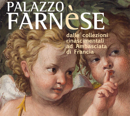 Palazzo Farnese exposition