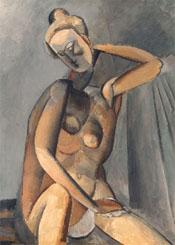 picasso-cubisme-nud
