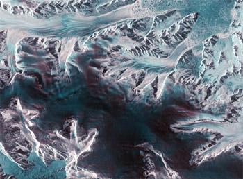 glacier-antartique
