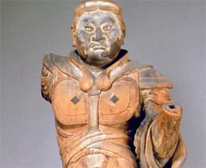 sculpture-japonaise-bouddhiste