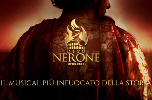 Divo nerone opera rock le petit journal romain - Divo nerone roma ...